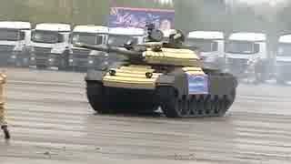 イランが新型戦車を公開(2016/4/13)