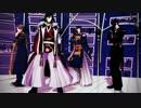 【MMD刀剣乱舞】Sweet Devil Colate Remix【和・三・燭・長】