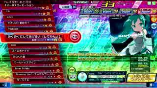 みくみくにしてあげる♪ EXTREME スコアタ 【Project DIVA Arcade FT】