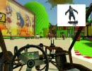 パイロさんがWiiFitでマリオカートに挑戦