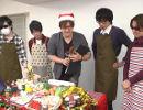 男たちの『クリスマス』料理対決【牛沢・t