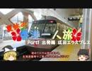 【ゆっくり】夏休み香港一人旅 part1 出発編 成田エクスプレス