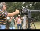 Leona Texas MG Shoot 2005