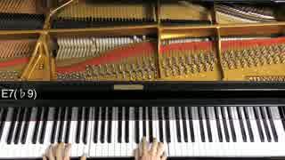 マリオペイントのBGM2を弾いてみた【ピアノ】