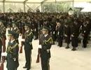 2005自衛隊殉職隊員追悼式