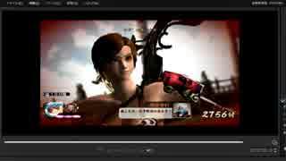 [プレイ動画] 戦国無双4-Ⅱの無限城100階目をSHIHOでプレイ