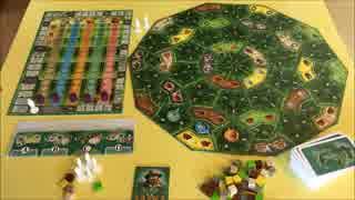 フクハナのひとりボードゲーム紹介 NO.99『ラ・イスラ(La Isla)』
