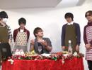 男たちの『クリスマス』料理対決【牛沢・towaco・湯毛・フジ・セピア】#4