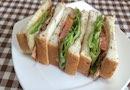 【格子状ベーコンで作る】完璧なBLTサンドイッチ