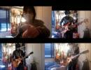 Oasis の Supersonic を歌ってみた。かつ全パート弾いてみた。