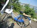 集団ストーカーに自転車をプレゼントのように見せかけられました.aiueo700