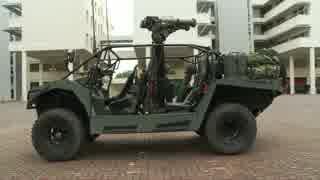 シンガポール製軍用車両 LSV MkⅡ