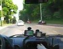 【ハンガリー救急】女性隊員の巧みなサイレン捌きで急行する救急車