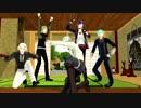 【MMD刀剣乱舞】刀剣たちに「うまるちゃん」踊っていただいた