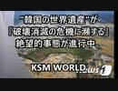 韓国の世界遺産が『破壊消滅の危機に瀕する』絶望的事態が進行中
