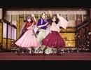 【MMD】上様、神風、春風に極楽浄土を踊ってもらった。