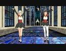 【MMD/アイマス】 レッドショルダーで神曲