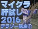 卍【マイクラ肝試し2016】テラゾー視点1