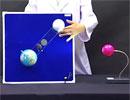 科学実験!月の満ち欠けを調べよう!【科学でワオ!365】
