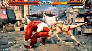 ペイちゃんの鉄拳7 Part21(ラッキークロエ)
