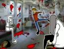 医者とイカ臭女とビバリーヒルズで死にたがり電車 #1