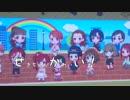 [関裕美の周辺のみ] デレステ新宿駅広告・ぷちデレラアニメーション
