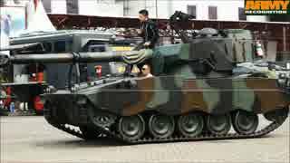 近代化改修されたAMX-13