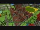 【Minecraft】廃村寸前だった村を繁栄させるpart15