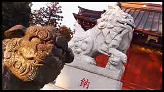 2016年02月09日 古尾八幡神社を参拝