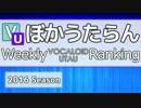 週刊VOCALOIDとUTAUランキング #468・410