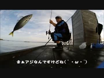 釣り 能登島 筏