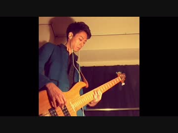 MUSE Hysteria Bass cover