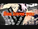 Sea loves you「七つの海のティコOP」演奏してみた