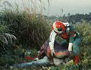 仮面ライダーV3 第42話「カタツムリ人間の人体実験!」