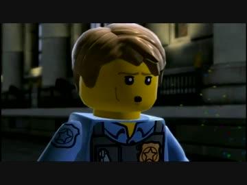 【レゴシティ】ゆかりさんたちが警察官になったようですPart2