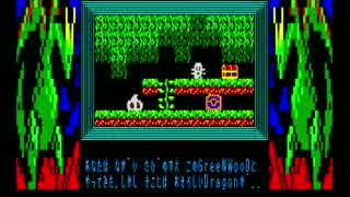 【昔作ったゲーム#2】 PC-8801 WeLCome To GreeNWooD 【ベーマガ】
