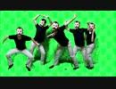一人5人役で「ハンサム体操でズンドコホイ」を踊ってみた!