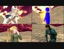 【MMDアクション】vsうp主s