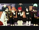 【MMD刀剣乱舞】気まぐれメルシィ【おだて短刀+後・信】音ズレ修正版