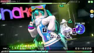 【PDA FT】shake it! 【EXTREME PERFECT】