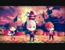 【MMD戦国BASARA】Happy Halloween