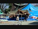 阿蘇神社 修復作業
