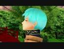 【MMD刀剣乱舞】  内番中弟がいない悲しみが溢れ出すが持ち直す一期一振
