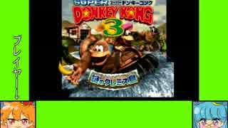 #1-1 ウェザーゲーム劇場『スーパードンキーコング3』