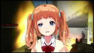 【L4D2】ゲームがカックカクの時の自分の表情を撮影した【FaceRig】