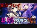 【実況プレイ】 激次元タッグ ブラン+ネプテューヌVSゾンビ軍団 #65