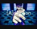 【MMD】 仗助とクレイジー・DでAddiction+おまけ 【ジョジョ】