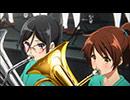響け!ユーフォニアム2 第7話「えきびるコンサート」