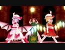 【紅魔館で】ドーナツホール【踊ってもらった】