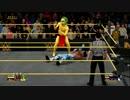 WWE2K16 クリスマスツリーのオッサンが世界を目指す04